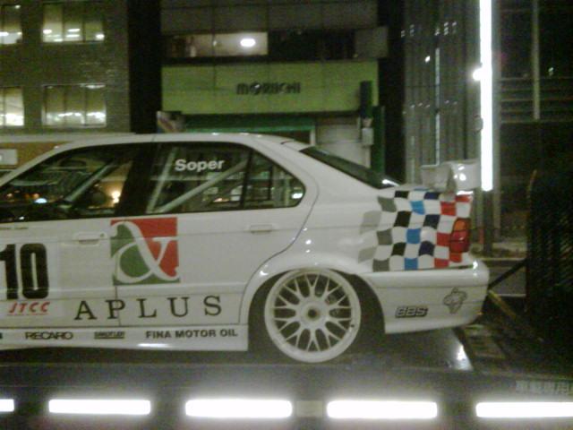 E36 BMW 318is JTCC Steve Soper